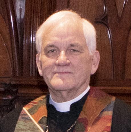 Rev. Zane Buxton