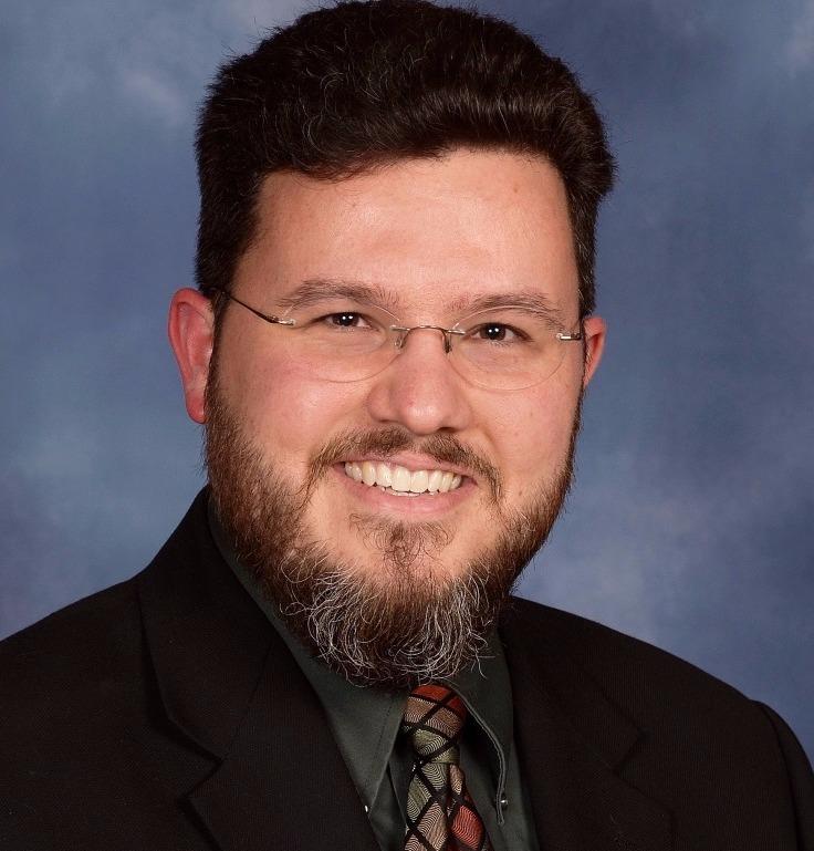 Greg Homza - Director of Music Ministries