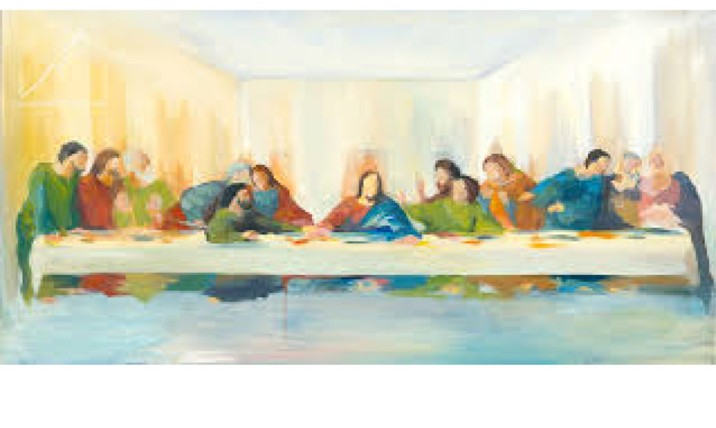 Last Supper by Jill Elizabeth