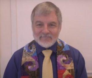 Rev Brian Heron