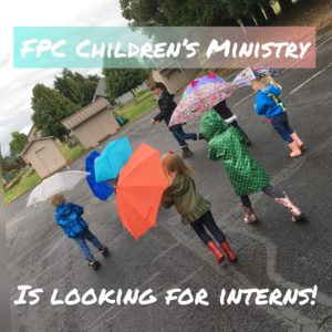 FPC Youth Ministry